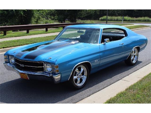 1971 Chevrolet Chevelle | 888988
