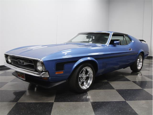 1971 Ford Mustang Mach 1 Clone | 888990