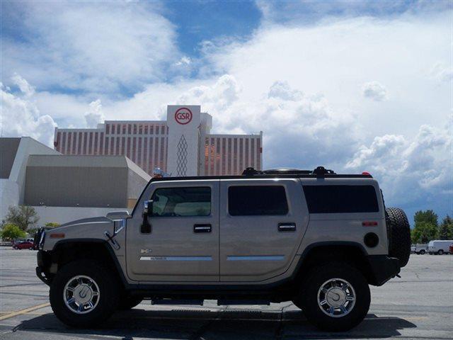 2003 Hummer H2 | 888998