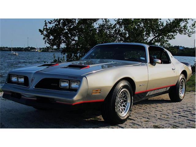 1978 Pontiac Firebird | 880009