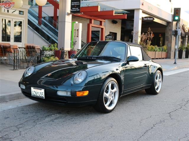 1997 Porsche 911 | 889000