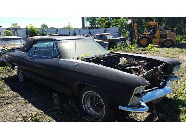 1965 Buick Riviera | 889006