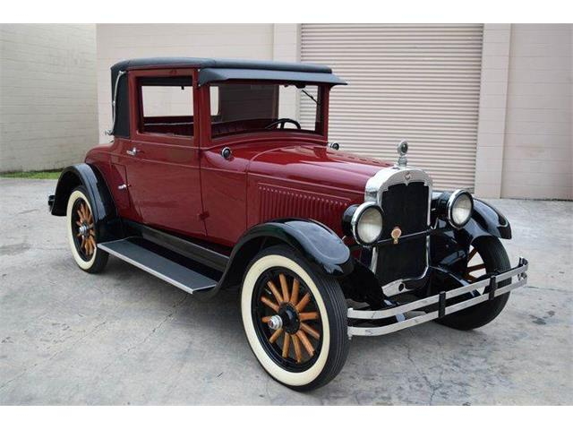 1926 Oldsmobile Landau Coupe | 889008