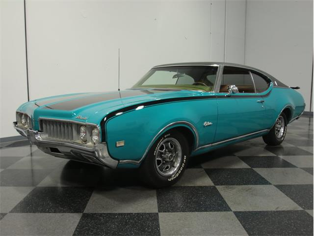 1969 Oldsmobile Cutlass | 889014