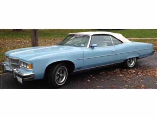 1975 Pontiac Grand Ville | 880902
