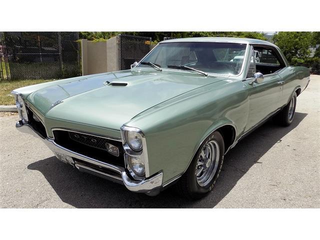 1967 Pontiac GTO | 889020