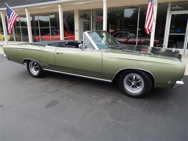 1968 Plymouth GTX | 889021