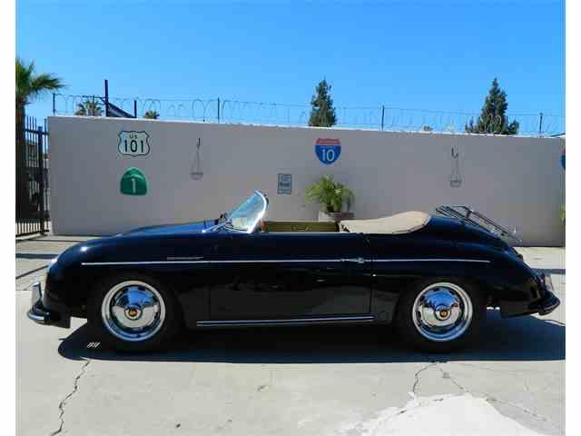 1957 Porsche Speedster | 889032