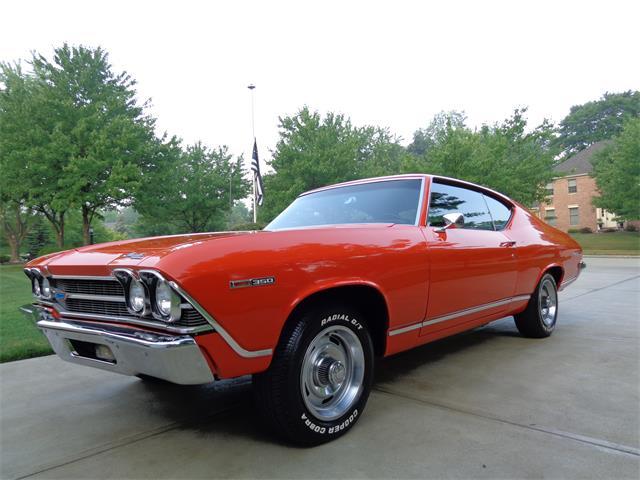 1969 Chevrolet Chevelle Malibu | 889034