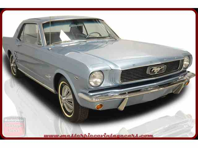 1966 Ford Mustang | 889037