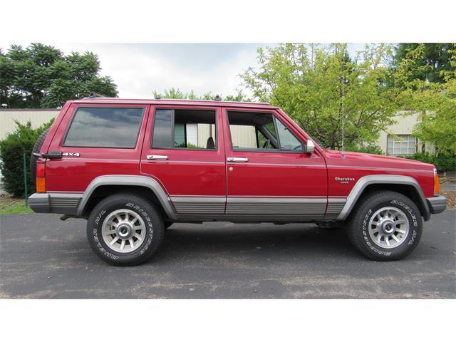 1988 Jeep Cherokee | 889039