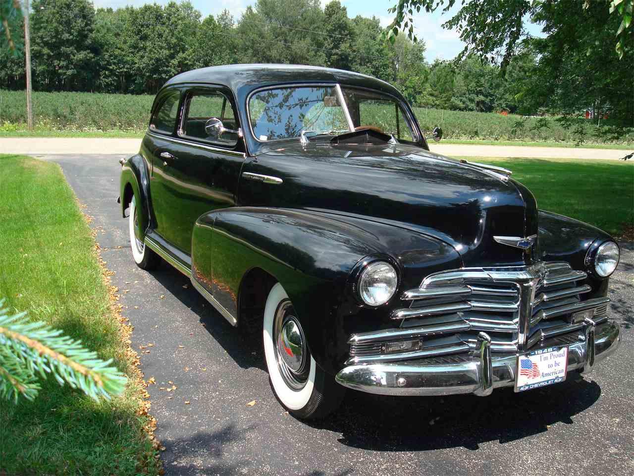 Coupe 1948 chevy stylemaster coupe for sale : 1948 Chevrolet Stylemaster for Sale | ClassicCars.com | CC-889041