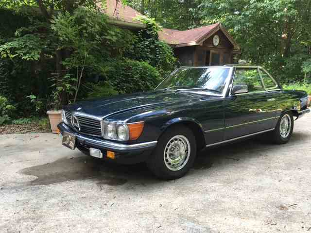 1985 Mercedes-Benz 380SL | 889044