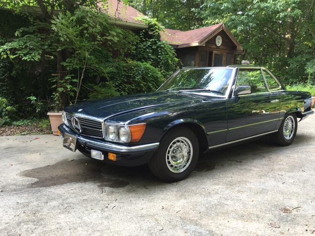 1985 Mercedes-Benz 380SL | 889044