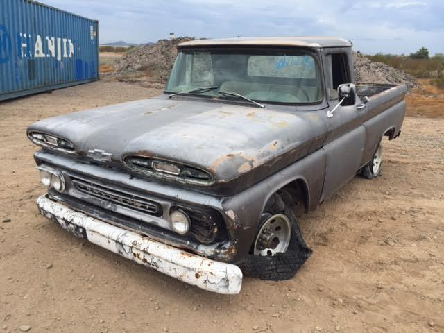 1961 Chevrolet Truck C10 Fleetside | 889047