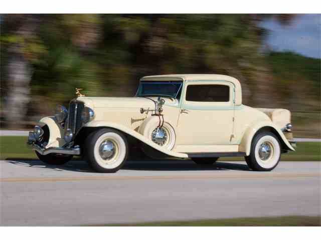 1931 Auburn 3-Window Coupe | 889048