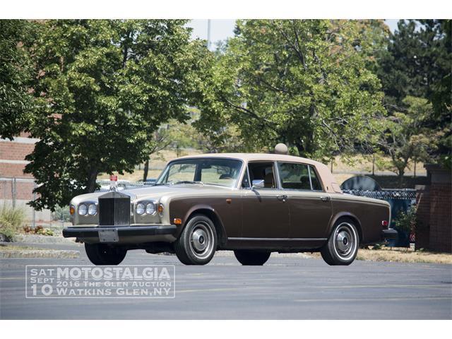 1979 Rolls-Royce Silver Wraith II | 889049
