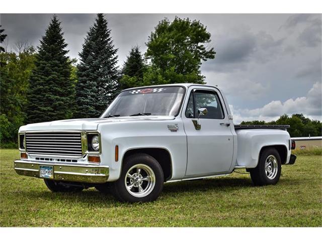 1978 Chevrolet 1/2 Ton Pickup | 880905