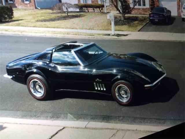 1969 Chevrolet Corvette | 889056