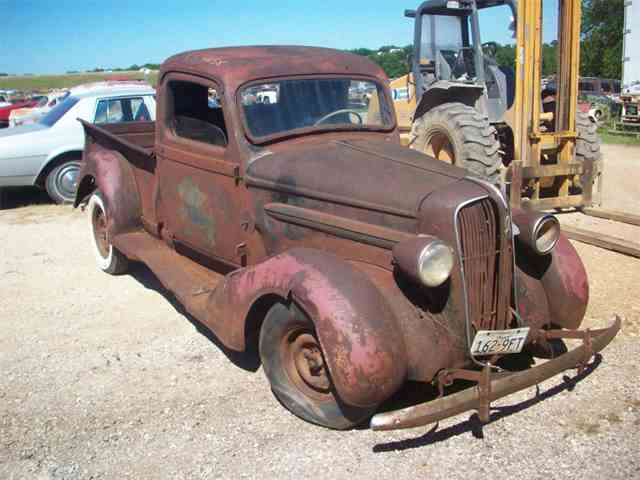 1937 Plymouth Pickup | 889060