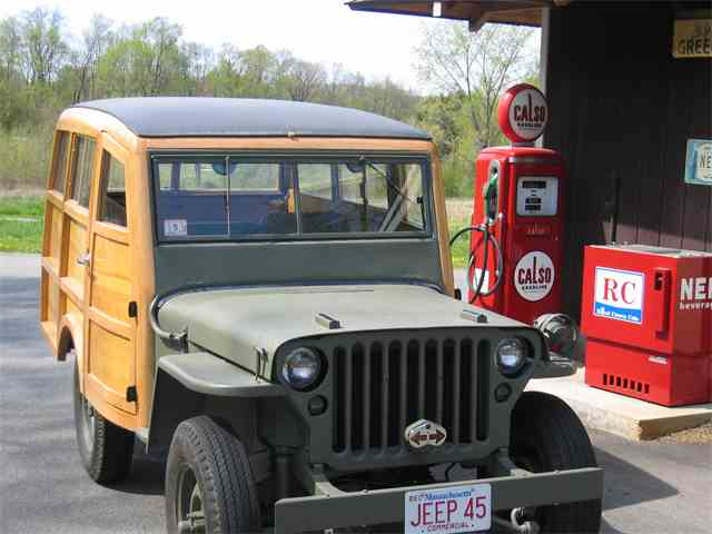1945 Jeep Willys | 889062