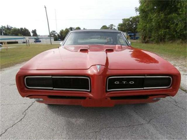 1968 Pontiac GTO | 880907