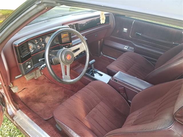 1987 Chevrolet Monte Carlo SS | 889074