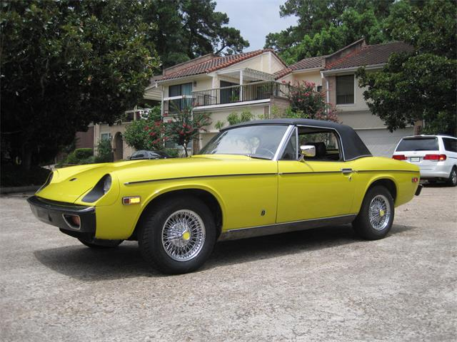 1974 Jensen-Healey Convertible | 889075