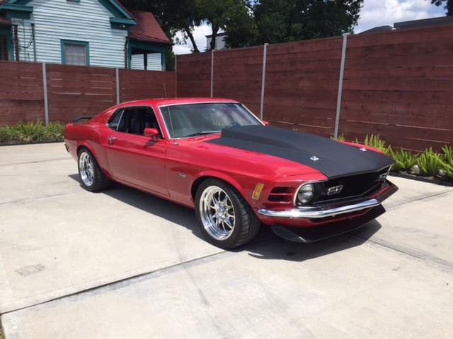 1970 Ford Mustang Mach 1 | 889081