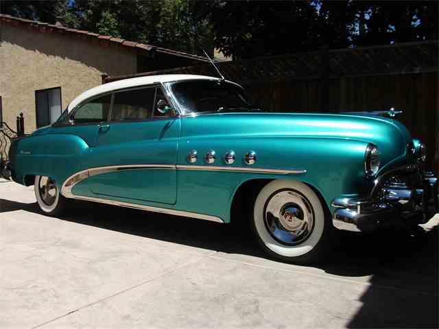 1952 Buick Roadmaster | 889086