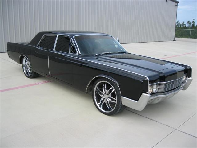 1966 Lincoln Continental   889088