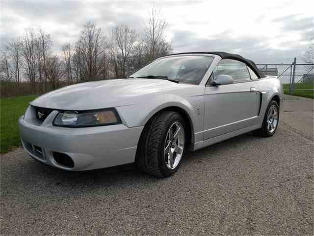 2003 Ford Mustang SVT Cobra | 880909
