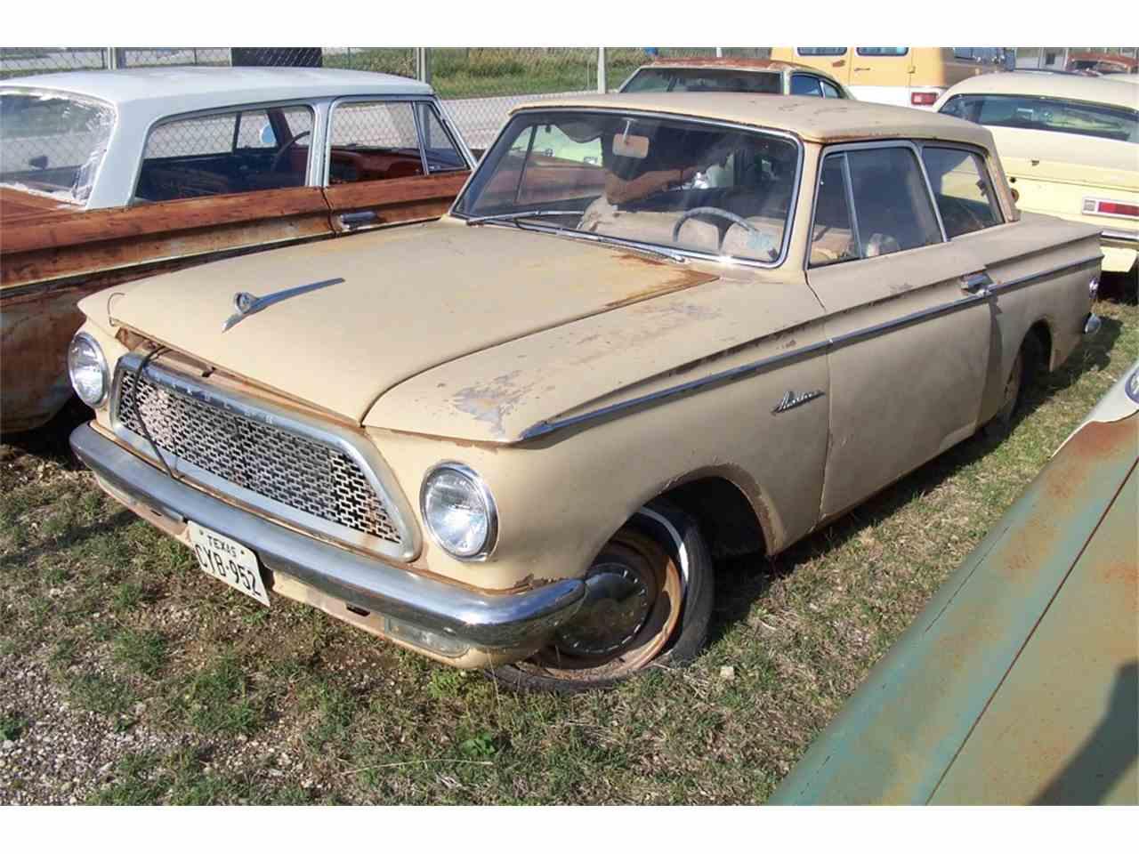 1961 AMC Rambler American Super for Sale - CC-889090