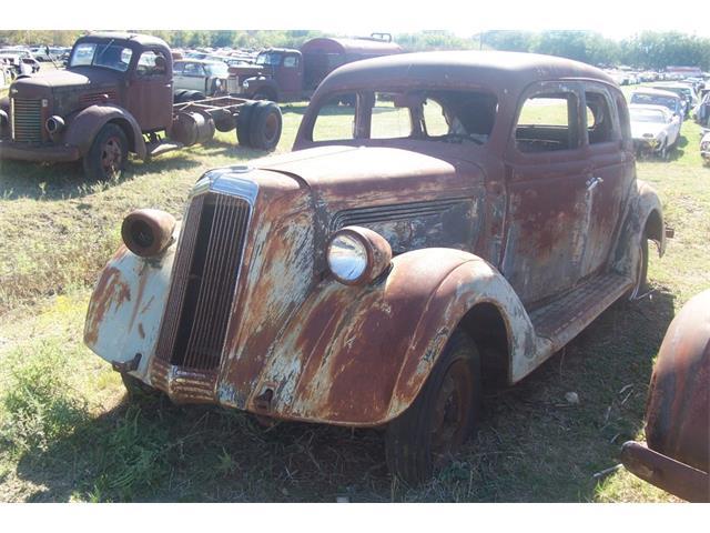 1936 Nash Lafayette | 889096