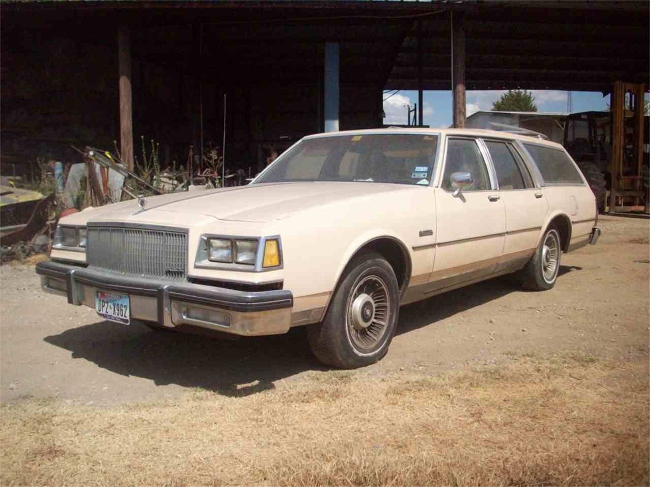Large Picture of 1987 Buick Electra located in Texas - J218