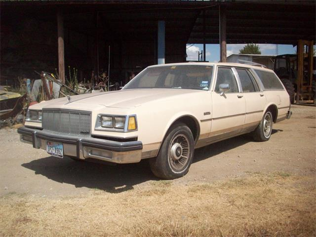 1987 Buick Electra | 889100