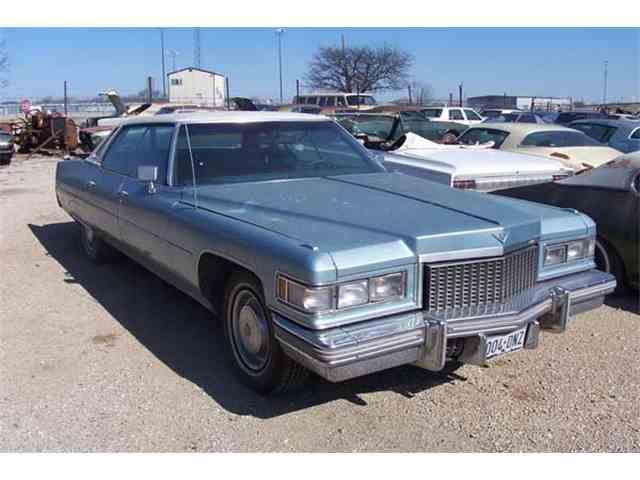 1975 Cadillac Sedan DeVille | 889102