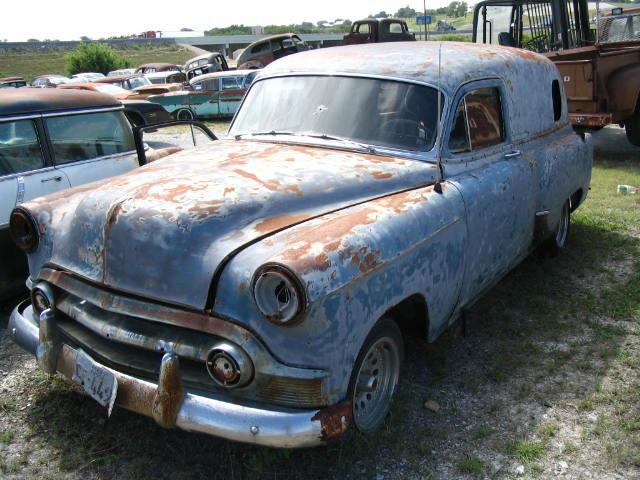 1953 Chevrolet Sedan Delivery | 889104
