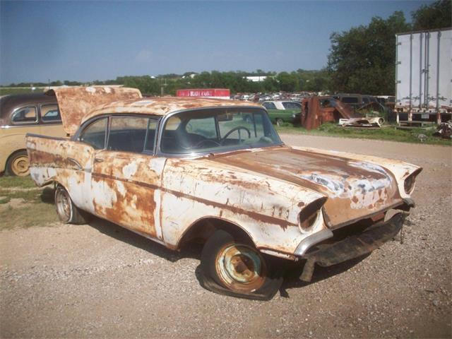 1957 Chevrolet 2-Dr Hardtop | 889107