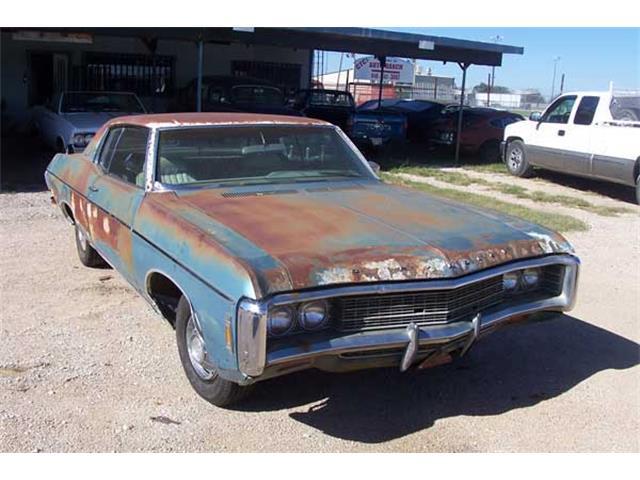 1969 Chevrolet Impala | 889114