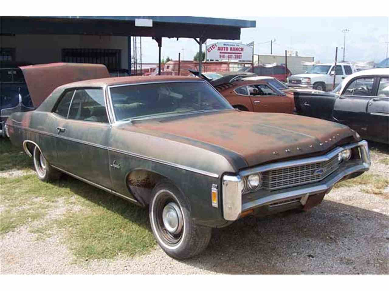Impala 1976 chevy impala 1969 Chevrolet Impala for Sale on ClassicCars.com