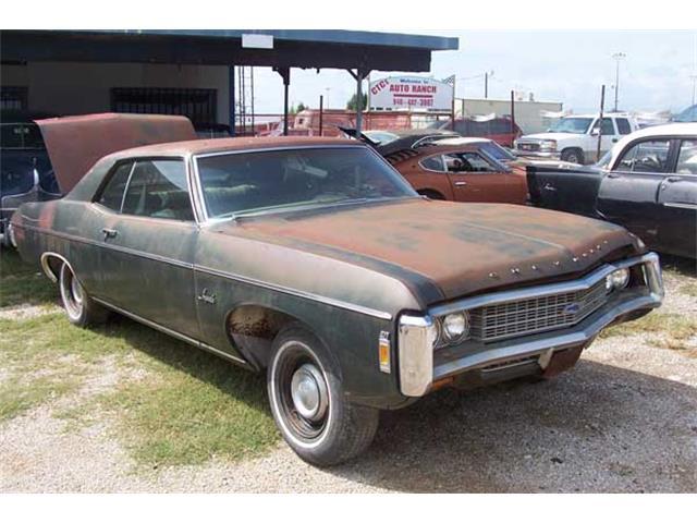 1969 Chevrolet Impala | 889116