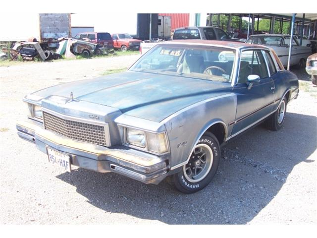1978 Chevrolet Monte Carlo | 889118
