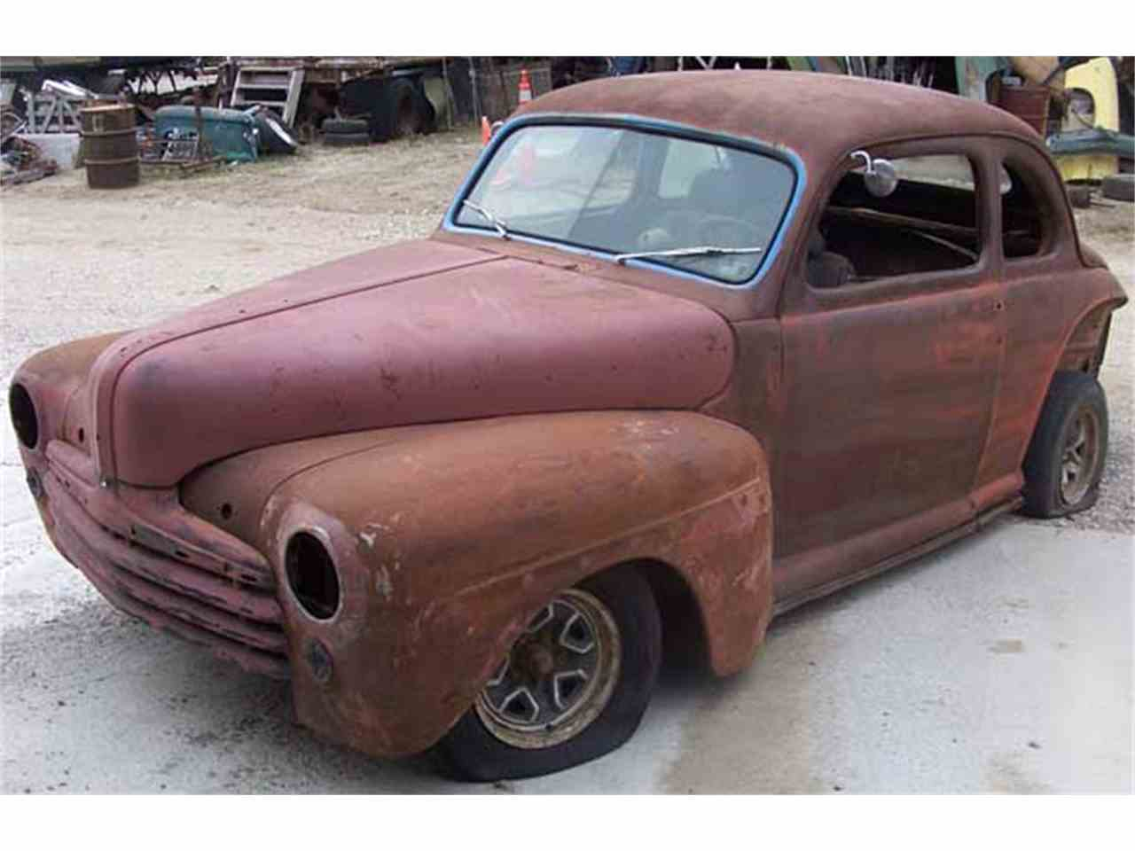 Large Picture of '46 Coupe - J21T