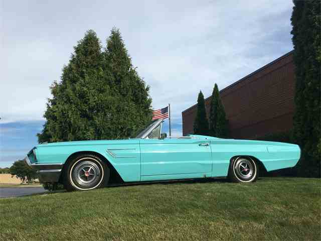 1965 Ford Thunderbird | 889128