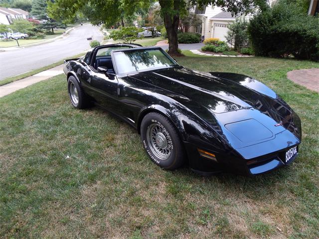 1981 Chevrolet Corvette | 889132