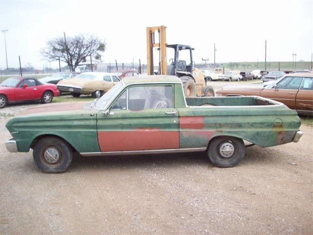 1965 Ford Ranchero | 889136