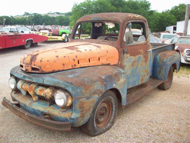 1952 Ford Pickup | 889139