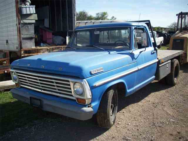1968 Ford F250 | 889143
