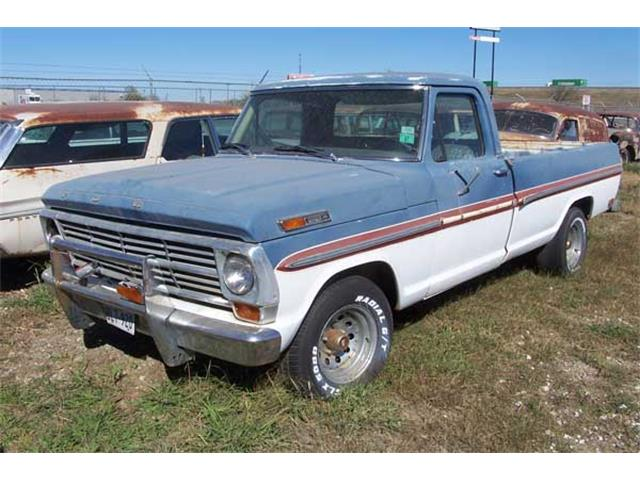 1969 Ford F100 | 889144